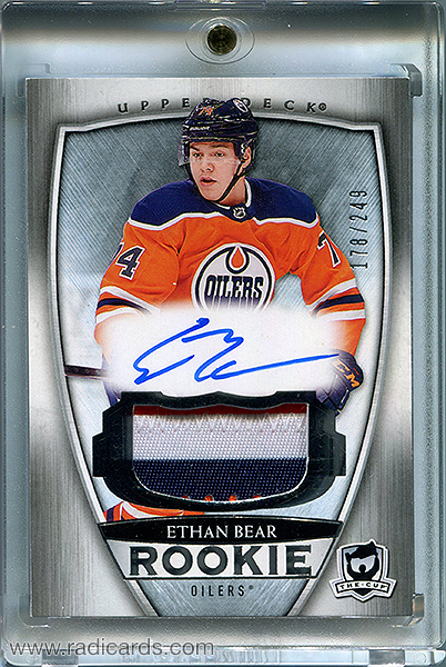 Ethan Bear 2018-19 The Cup #81 /249